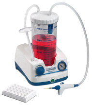 Accuris V0020 Aspire Compact Laboratory Aspirator w/ Built In Vacuum Pump
