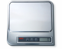 Seca 856 Digital Organ Scale with Stainless Steel Cover