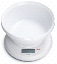 Seca 852 Digital Portion Fitness Food and Nutrition Health Diet Scale