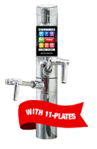 Tyent UCE 11 Plate Turbo Water Purifier Ionizer Alkaline Purification System