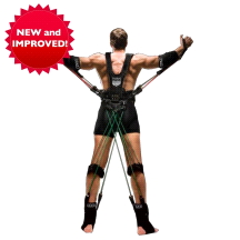 Mass Suit Sport Speed Power Agility Exercise Workout Resistance Training Suit