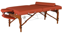 "Master Massage 31"" Santana Therma-Top LX Portable Massage Table"