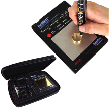 GemOro Auracle AGT1 Plus Digital LCD Gold & Platinum Fine Metal Tester