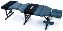 Lifetimer LT-2002 Stationary Chiropractic Table