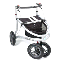 Trionic Veloped Sport Outdoor Fitness Walker Medium