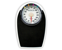 Detecto D1130 Mechanical Home Bathroom Weighing Scale