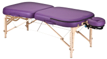 EarthLite Infinity Conforma Portable Masseuse Massage Table Package
