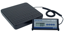 Detecto DR400C Portable Digital Floor Weighing Scale