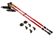 Keenfit 2-Piece Fitness Exercise Assisting Walking Poles