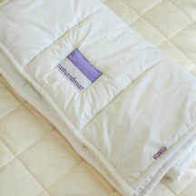 Natural Mat Organic Baby Crib Bed Organic Wool Mattress Comforter