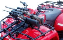 Great Day The Power Pak Gun Rack ATV Gun Holding Accessory Rack