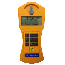 Gamma Scout Rechargeable Radiation Detector and Geiger Counter