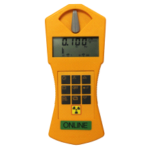 Gamma Scout Online Radiation Detector and Geiger Counter