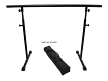 Health Mark Light Weight and Portable Free Standing Balance Barre
