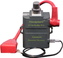 PriorityStart ProMax HD Car Truck 12V Battery Vehicle Start Protector