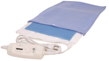 Roscoe Thera-Med KING Dual Moist Dry Heating Therapy Pad