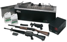 L&R Ultrasonics LE36 Firearm Gun Ultrasonic Cleaning System