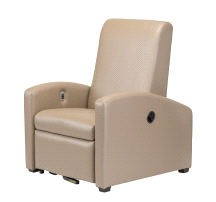 Winco 5001 Augustine Patient Care Comfort Treatment Recliner