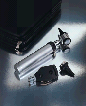 ADC 5210 Otoscope Ophthamoscope Diagnostic Set
