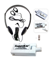 SuperEar Personal Sound Amplifier SE5000