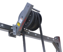 Ropeflex OX2X RX2100 Rack Mount Rope Pulling Resistance Machine