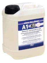 Elmasonic Elma Tec Clean A1 2.5 Liter Ultrasonic Cleaning Solution