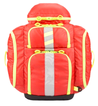 StatPacks G3 Perfusion EMS Medic Backpack Bag Red Stat Packs
