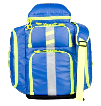 StatPacks G3 Perfusion EMS Medic Backpack Bag Blue Stat Packs