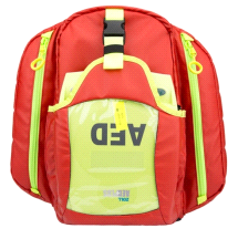 StatPacks G3 Quicklook EMS AED Medic Backpack Bag Red Stat Packs