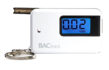 NEW BACtrack Go Alcohol Breathalizer Professional Breathalyzer