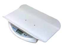 HealthOMeter 549KL Clinical Pediatric Digital Child Tray Weighing Scale