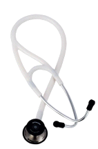 Riester 4210-02 Duplex 2.0 Stainless Steel Stethoscope White