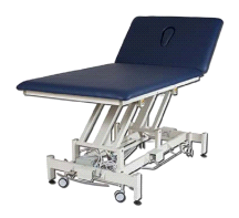 Med Surface 2 Section Electric Hi Lo Bo Bath Treatment Table MedSurface