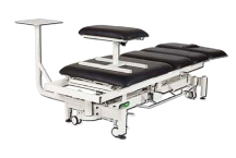 Med Surface Traction Electric Hi Lo Treatment Table With Stool MedSurface