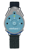 ReliefBand Drug Free Wearable Motion Sickness Wrist Relief Band