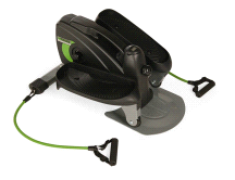Stamina 55-1621 InMotion Compact Strider Elliptical with Resistance Tubes