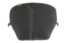 Skwoosh Motorcycle Mid Size Touring Gel Seat AirFlo3D With Air Circulating Mesh