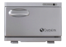 EarthLite Spa Salon Mini UV Hot Towel Cabinet Towel Sanitizer Warmer