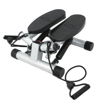 Sunny No. 068 Adjustable Twisting Stair Stepper Exercise Machine With Bands