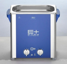 Elma Elmasonic E Plus EP40H 4.25 Liter Heated Ultrasonic Cleaner And Basket