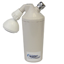 Ewater Revitalizing Shower Filter with Far Infrared and Powerful Magnetics