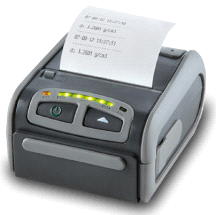 Accuris W3130 Portable Thermal Printer Compatible Dx & Dt Balances