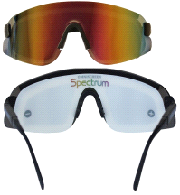 Mind Alive SPECTRUM Light Therapy Eyeset Glasses