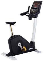 Steelflex PB10 LED Display Indoor Training 8-Program Upright Bike