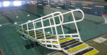 AquaTrek AQ-9000 Standard Pool Ramp System