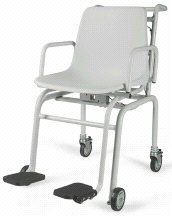 Seca 952 Digital Portable Folding Chair Sitting Weight Scale