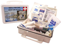 Elite First Aid FA111 White Series 16 Person Aid Kit