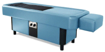 Sidmar ComfortWave S10 BLUE Water Hydromassage Home Use Table