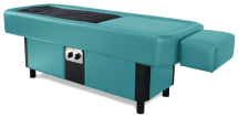 Sidmar ComfortWave S10 TEAL Water Hydromassage Home Use Table