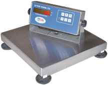 Amcells EPS1 Series Stainless Steel Base Platform Scale